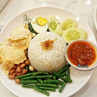 Foto 3 - Makanan(Vegetarian Nasi Lemak) di PappaJack Asian Cuisine oleh duocicip