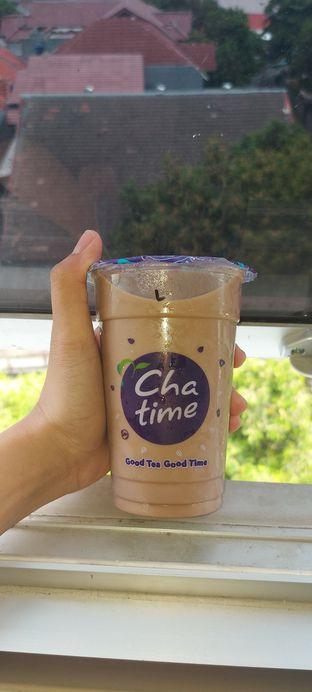Foto review Chatime oleh cha_risyah  1