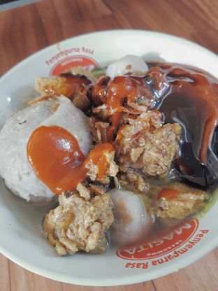 Foto 1 - Makanan di Mie Baso Pasarbaru oleh Arya Irwansyah Amoré