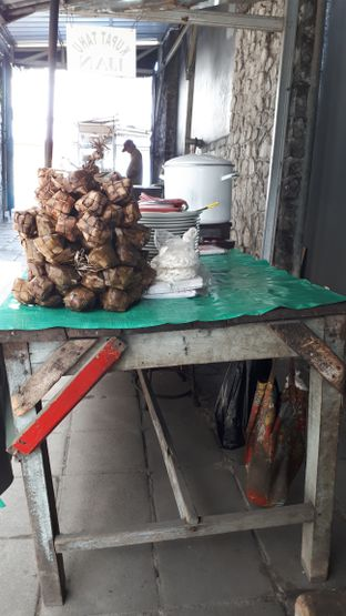 Foto 2 - Makanan di Kupat Tahu Idjan (Pa Usup) oleh Susy Tanuwidjaya