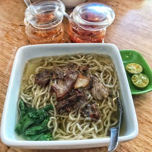 Foto 1 - Makanan di Mie Onlok Palembang oleh Lydia Adisuwignjo