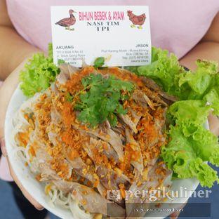 Foto 2 - Makanan di Bihun Bebek & Ayam TPI oleh Oppa Kuliner (@oppakuliner)