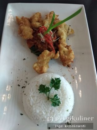 Foto 1 - Makanan(Ikan Goreng Plecing) di Kedai Oppa oleh Inge Inge