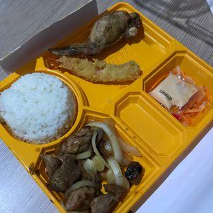 Foto 4 - Makanan di HokBen (Hoka Hoka Bento) Delivery oleh Della Ayu