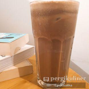 Foto 2 - Makanan(Ice Chocolate) di Titik Koma Coffee oleh Prita Hayuning Dias