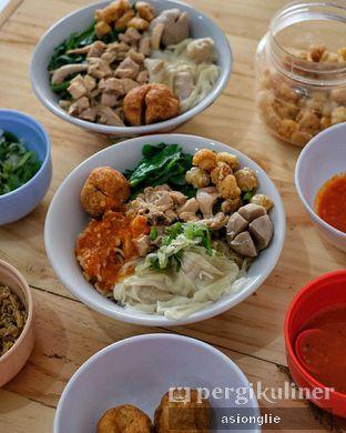 Foto 5 - Makanan di Bakmi Hoksen oleh Asiong Lie @makanajadah