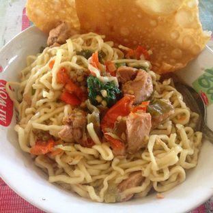 Foto 1 - Makanan di Mie Ayam Cabe Ulek Pak Kumis At - Taubah oleh Seni Sen