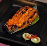 Foto Baramundi Panggang Pacak di Marco Padang Grill