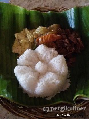 Foto 7 - Makanan(Nasi gudeg ayam suwir) di Waroeng Solo oleh UrsAndNic