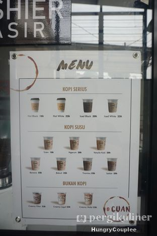 Foto 3 - Menu di Kopi Cuan oleh Hungry Couplee