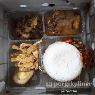 Foto - Makanan(Nasi Gudeg ayam suwir) di Gudeg Bu Toegijo oleh Prita Hayuning Dias