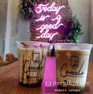 Foto review Coveelo Coffee & Cakery oleh Debora Setopo 3