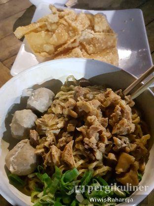 Foto 1 - Makanan di Mie Keriting Luwes oleh Wiwis Rahardja