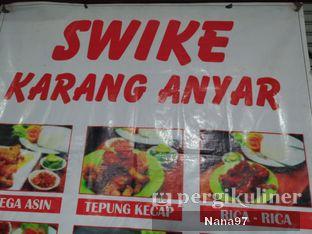 Foto 4 - Menu di Swike Karang Anyar oleh Nana (IG: @foodlover_gallery)