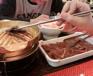 Foto 1 - Makanan(Beef BBQ) di Mujigae oleh Rahmi Febriani