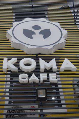 Foto 6 - Eksterior di Koma Cafe oleh yudistira ishak abrar