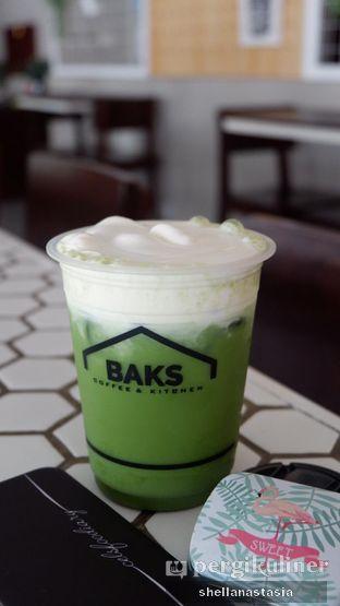 Foto 6 - Makanan(Kiko Matcha Macchiato) di Baks Coffee & Kitchen oleh Shella Anastasia
