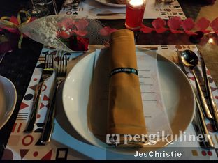 Foto 10 - Interior(Table Decor) di Relish Bistro oleh JC Wen