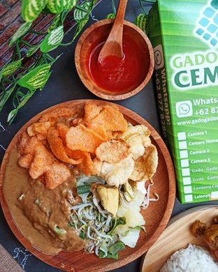 Foto 1 - Makanan di Gado - Gado Cemara oleh Junior