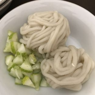 Foto 2 - Makanan(sanitize(image.caption)) di Pempek Puteri Sriwijaya oleh dishwasher