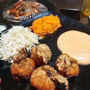 Foto 2 - Makanan di Hayaku Steamboat and Yakiniku oleh denise elysia