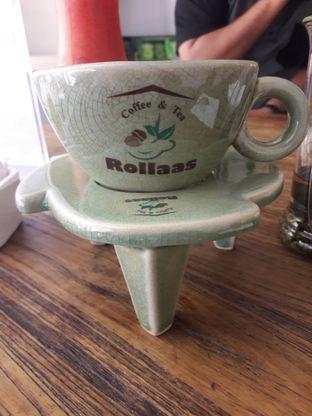 Foto 5 - Interior di Rollaas Coffee & Tea oleh Nisanis