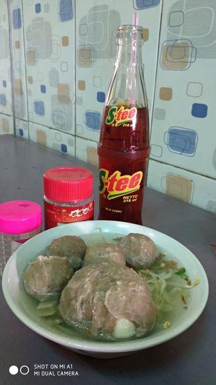 Foto 1 - Makanan di Mie Ayam & Bakso Cah Solo oleh @cuskuliner