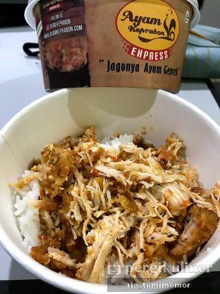 Foto review Ayam Keprabon Express oleh riamrt  2