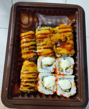 Foto review Sushi Oishi oleh Devi Renat 1