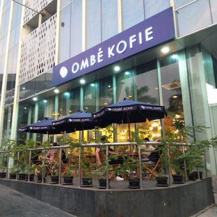Foto 7 - Eksterior di Ombe Kofie oleh duocicip
