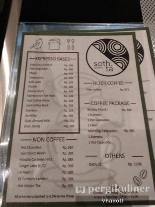 Foto 5 - Menu di Soth.Ta Coffee oleh Syifa