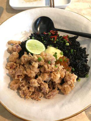 Foto - Makanan(Squid Ink Rice) di Kilo Kitchen oleh amaliad