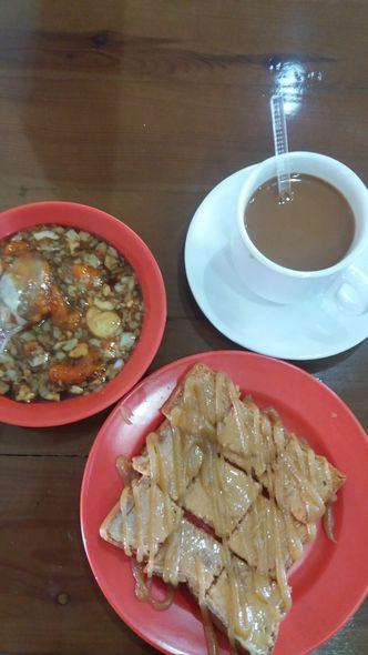 Foto Makanan di Ya Kun Kaya Toast