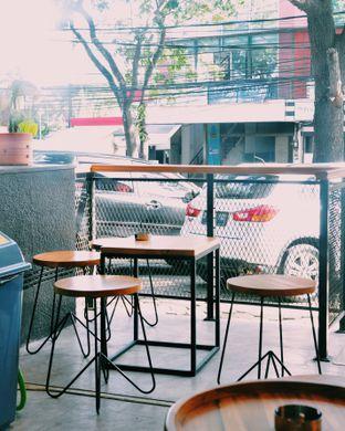 Foto 4 - Eksterior di Makmur Jaya Coffee Roaster oleh Eat and Leisure