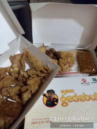Foto Makanan di Ayam Gedebuk