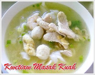Foto 12 - Makanan di Bakmi Lontar Bangka oleh Santoso Gunawan