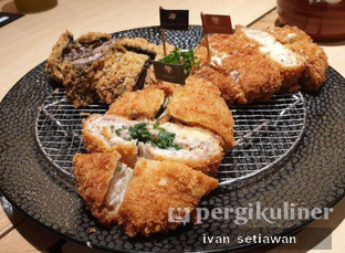 Foto - Makanan(Katsu Platter) di Kimukatsu oleh Ivan Setiawan