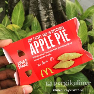 Foto review McDonald's oleh Khiko Rayesmara 1