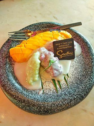 Foto Makanan di Santhai