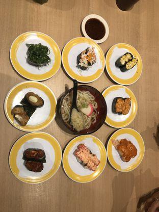 Foto 2 - Makanan di Genki Sushi oleh irinazrina