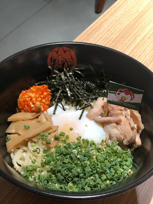 Foto 1 - Makanan di Abura Soba Yamatoten oleh feedthecat