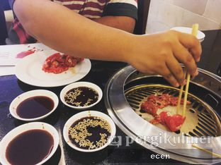 Foto 1 - Makanan di Hanamasa oleh @Ecen28