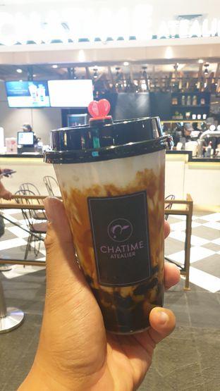Foto review Chatime Atealier oleh Oemar ichsan 2