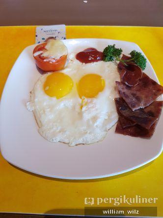 Foto Makanan di The Square - Hotel Novotel Tangerang