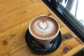 Foto Start W/ Coffee