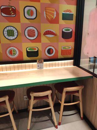 Foto 6 - Interior di Sushi Kiosk oleh inggie @makandll