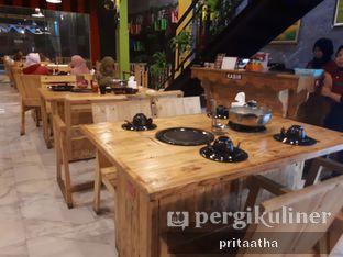 Foto 6 - Interior di Rahmawati Suki & Grill oleh Prita Hayuning Dias