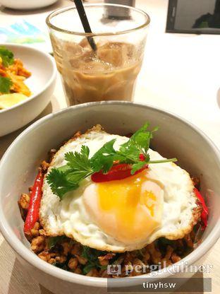 Foto - Makanan(khao pad keprau kai) di Khao Khao oleh Tiny HSW. IG : @tinyfoodjournal