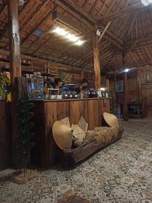 Foto 9 - Interior di LaWang Jogja Resto oleh Abizar Ahmad