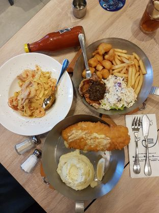 Foto 5 - Makanan di Fish & Co. oleh Olivia